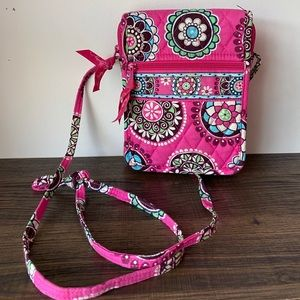 Vera Bradley Crossbody with wallet